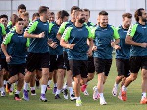 Atiker Konyaspor'da yeni sezon hazırlıkları başladı