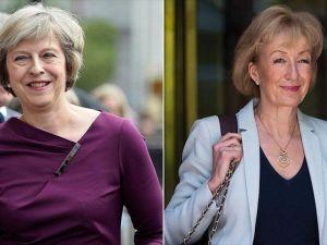 İngiltere'deki başbakanlık yarışında 'annelik' tartışması