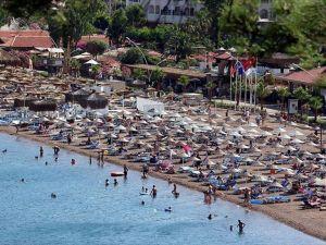 Türkiye'nin 'mavi bayrak'lı 444 plaj var