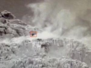 Şemdinli'deki çatışmanın görüntüleri paylaşıldı