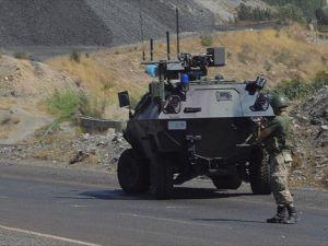Şanlıurfa'da iki kişi 15 kilogram TNT patlayıcıyla yakalandı