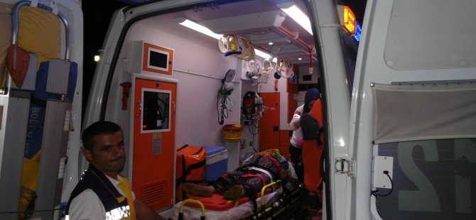 3 Ayrı Kaza'da,12 Kişi Yaralandı