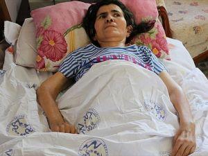 Kalkınma Bakanı Elvan'dan MS hastası kadına yardım eli