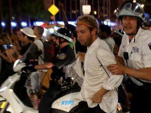 ABD'de polis şiddeti ve ırkçılık karşıtı gösterilerde 48 kişi tutuklandı