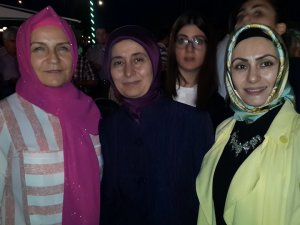Hanımlar Sare Davutoğlu ile