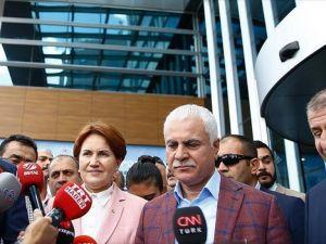 MHP'li muhalifler toplandı