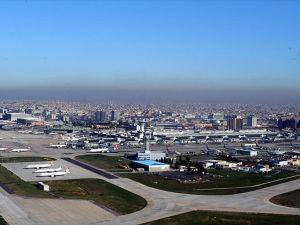 Atatürk Havalimanı yakınında drone görüldü