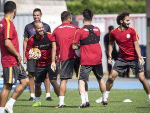 Galatasaray'ın İsviçre kampı başladı