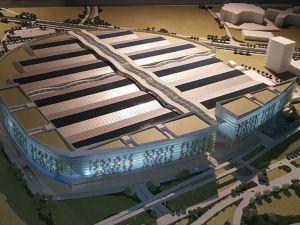 İDTM Türkiye'nin en büyük fuar alanını yapacak