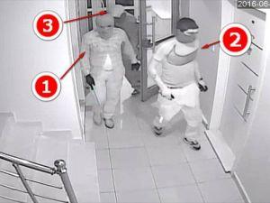 Başkentte hırsızlık operasyonu
