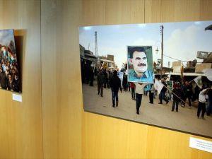 Avrupa Parlamentosunda terör örgütü sergisi