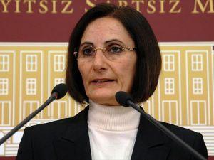 Eski HDP milletvekiline PKK propagandasından hapis istemi