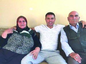 Fevzi Tezcan, ana baba duası aldı