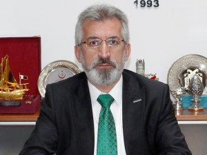 MÜSİAD Konya Şube Başkanı Şimşek'ten sağduyu çağrısı