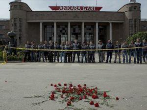 Ankara Garı önündeki terör saldırısı iddianamesi kabul edildi