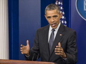 Obama güvenlik birimlerinin yetkilileriyle görüştü