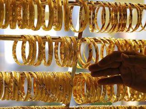 Altının gram fiyatı 123,9 liraya geriledi