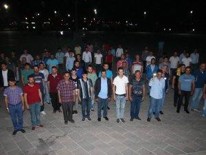 Beyşehir'deki bıçaklı kavga