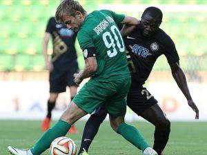 Osmanlıspor UEFA Avrupa Ligi 2. ön eleme maçında berabere kaldı