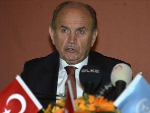 Topbaş BM'de konuştu