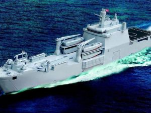 """Milli gemi Sancaktar """"yelken"""" açıyor"""