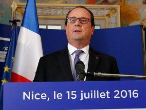 Fransa Cumhurbaşkanı Hollande: 50 yaralının durumu ciddiyetini koruyor