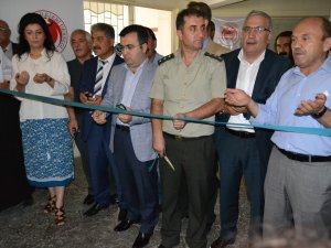 Kulu Gazi ve Şehit Aileleri Derneği açıldı