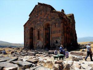 Kars'ta bulunan Ani Harabeleri UNESCO Dünya Kültür Mirası'na dahil edildi