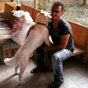 Muammer Karapınar'ın hayvan sevgisi
