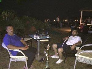 Şimşek kardeşler Antalya'da tatilde