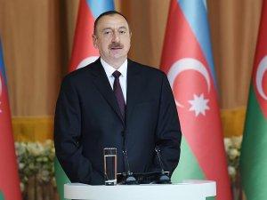 Azerbaycan Cumhurbaşkanı Aliyev'den kınama