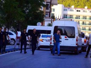 Cumhurbaşkanı Erdoğan'ın kaldığı otele saldıranlar gözaltında