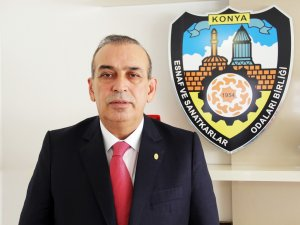 """KONESOB Başkanı Ali Osman Karamercan: """"Demokrasimize sahip çıkmalıyız"""""""