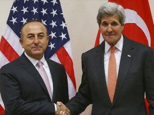 Dışişleri Bakanı Çavuşoğlu, Kerry İle Fetö Elebaşı Gülen'in İadesini Görüştü