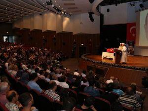 Varank İçin Ytü'de Tören Düzenlendi