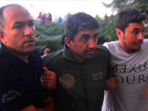 Erdoğan'ın Kaldığı Otele Saldırı Düzenleyen Askerler Adliyeye Sevk Edildi