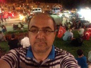 Prof. Ali Alagöz Zafer Meydanında