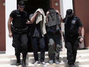 Yunanistan'a kaçan 8 askerin davası Dedeağaç mahkemesinde başladı