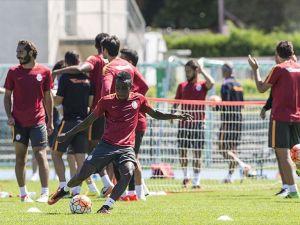 Galatasaray'ın İsviçre Kampı Sürüyor