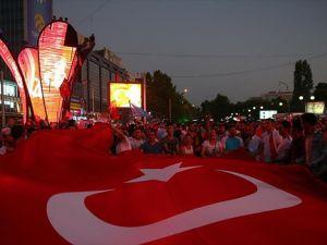 'Türk Milleti Bir Kez Daha Milli İradeye Sahip Çıkmıştır'