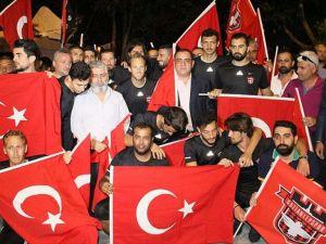 Gaziantepspor'dan Fetö'ye Tepki