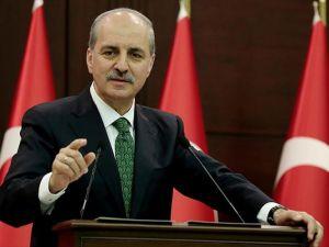 Başbakan Yardımcısı Kurtulmuş, Tbmm'deki Tahribatı İnceledi