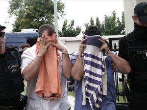 Yunanistan'a Kaçan 8 Darbecinin İsimleri Belli Oldu