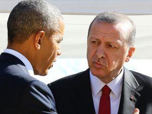 Cumhurbaşkanı Erdoğan İle Obama Görüştü
