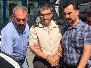 Konya Bölge Jandarma Komutanı Sakaoğlu tutuklandı