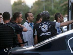 İstanbul'daki Darbe Girişimi Soruşturmasında 788 Kişi Tutuklandı