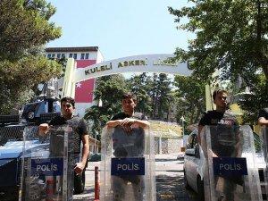 62 Kuleli Askeri Lisesi öğrencisi tutuklandı