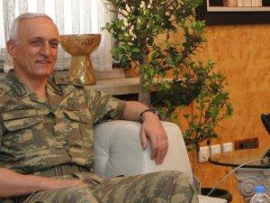 7. Kolordu Komutanı Korgeneral Yılmaz gözaltına alındı