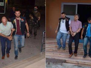 Çukurca 2. Hudut Tugay Komutanı Tuğgeneral Erdoğan Tutuklandı