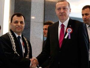 Erdoğan, Anayasa Mahkemesi Başkanı Arslan'ı kabul edecek